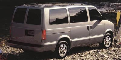 2021 Chevrolet ASTRO