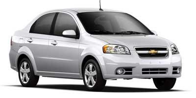 2021 Chevrolet Aveo