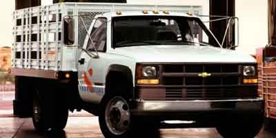 2021 Chevrolet C3500HD