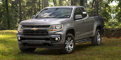 2021 Chevrolet Commercial Vans