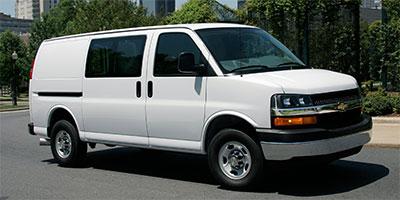 2021 Chevrolet G1500 Van