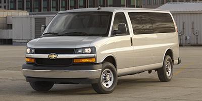 2021 Chevrolet G30 Van