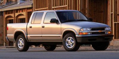 2021 Chevrolet S10
