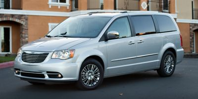 2021 Chrysler Town & Country
