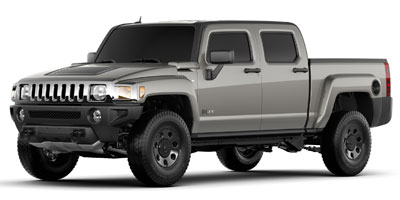 2021 Hummer H3T