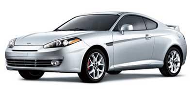 2021 Hyundai Tiburon