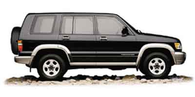 2021 Isuzu Trooper