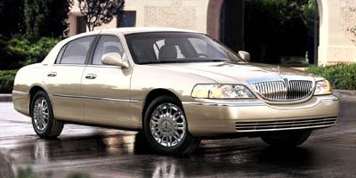 2021 Lincoln Town Car