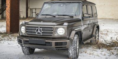 2021 Mercedes-Benz G Class