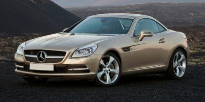 2021 Mercedes-Benz SLK Class