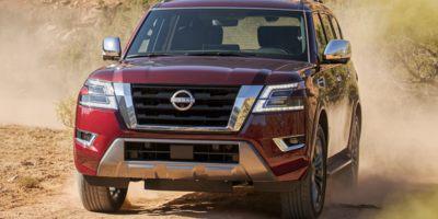 2021 Nissan Pathfinder Armada
