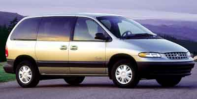2021 Plymouth Voyager