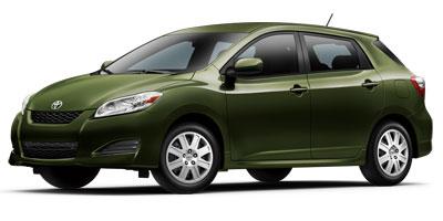 2021 Toyota Matrix
